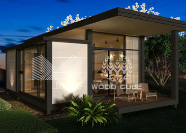 Anticorrosive Sustainable Prefab Homes With Well Sound Insulation Ability
