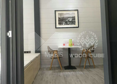 Ready Made Small Modern Modular Homes ,  Weather Proof Prefabricated Tiny Homes